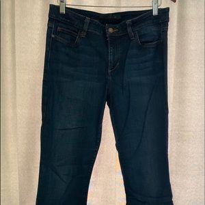 Joe's Jeans Dark Denim Bootcut